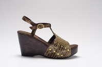Besa Wedge Brown Antik