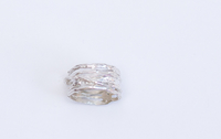 Stack Ring in Silver