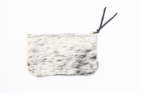 Lauri Wallet Black and White