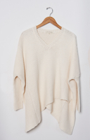 Layer Me Pullover Ivory