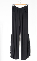 Split Bell Bottoms