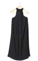 Halter Dress Crepe