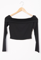 Willi Top Black