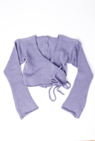 Angel Sleeve Wrap Dusty Lavender