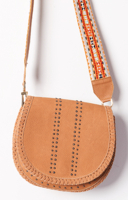 Edge Crossbody Tan