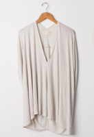 Oversize Tunic Cloud