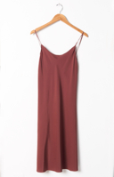 Brick Slip Dress