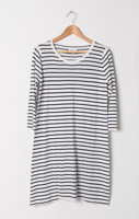 Harford Striped Dress