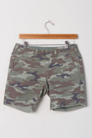 Army Deck Shorts Camo