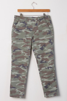 Army Surplus Crop Pant