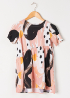 Abstract Paint Kids' dress