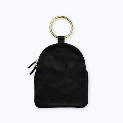 Otaat Myers Ring Pouch Large Black