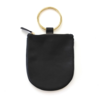 Ring Pouch Medium Black