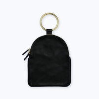 Ring Pouch Large Black