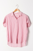 Satchel Shirt Pink