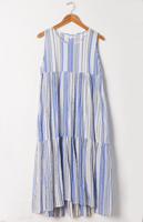 Daryn Dress Stripe