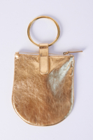 Ring Pouch Medium Gold