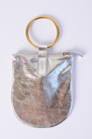 Ring Pouch Medium Silver
