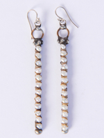 Pearl Stick Earrings