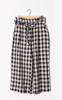 Katharine Black plaid