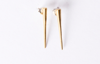 Quill Spike Earrings