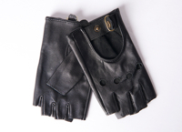 Black Driver Gloves