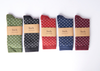 Pin Dot Socks