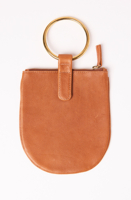 Medium RIng Pouch Russet
