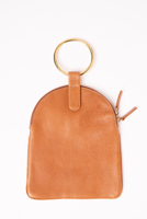 Large Ring Pouch Russet