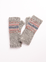 Camp Fingerless Grey