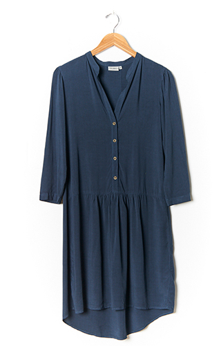 The Odells Drop Waist Shirtdress