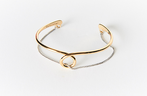Jenny Bird Loop Cuff Mixed