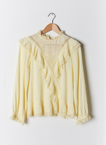 Ulla Johnson Bonnie Blouse