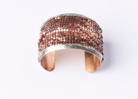 Two Inch Rose Gold Cuff