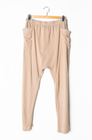 Relaxed Pant Taupe