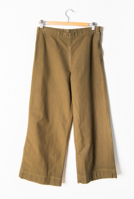 Twill Pant Olive