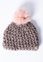 Classic Beanie Mink Arctic Pink