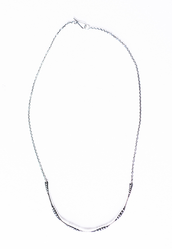 Nikki Nation Flux Arc Necklace
