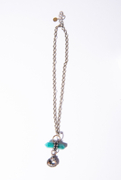 Amazonite Crystal Necklace
