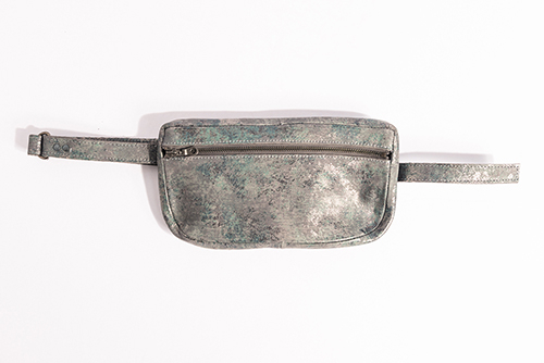 Tracey Tanner Fanny Pack Oxidize Pewter