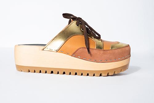 Parlor - Swedish Hasbeens - Sneaker Clog
