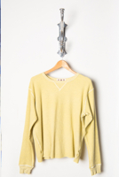 Scalloped Thermal Citron