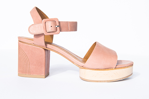 Coclico RIver Sandal Rose