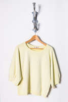 Puff Sleeved Citron